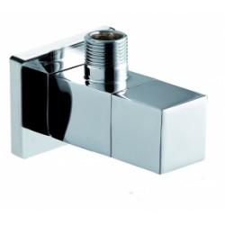 """Rohový ventil 1/2"""" x 3/8"""" hranatý"""
