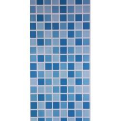 Obkladový panel modré vzory