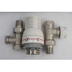 Set přímý pro radiátory COMPAKT