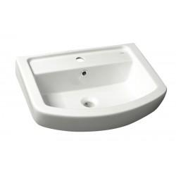 BASIC keramické umyvadlo 55x45cm, bílá