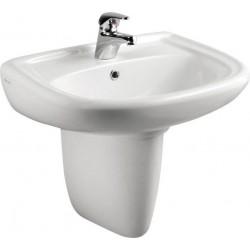 Keramické umyvadlo 56x44cm, bílé